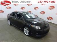 Used 2009 Toyota Corolla for Sale in Clearwater near Tampa, FL