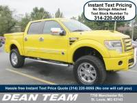 Used 2013 Ford F-150 Tonka 4WD SuperCrew 145 FX4 in St. Louis, MO