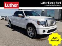 2011 Ford F-150 4WD Supercrew 145 Lariat Truck SuperCrew Cab V-8 cyl