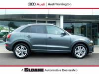 Certified Pre-Owned 2018 Audi Q3 2.0T Premium SUV in Warrington, PA