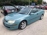 Used 2004 Saab 9-3 Arc Convertible I4 MPI DOHC High-Output Turbo For Sale Phoenixville, PA