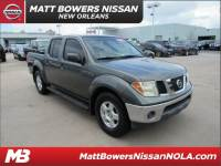 Used 2007 Nissan Frontier SE Pickup