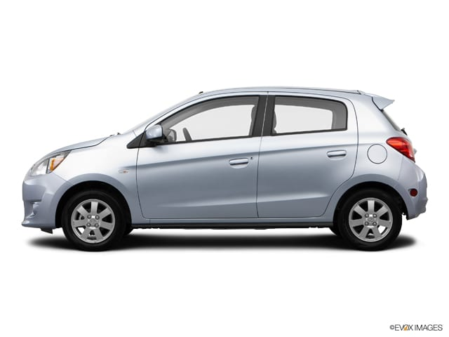 Photo Pre-Owned 2014 Mitsubishi Mirage ES Hatchback For Sale