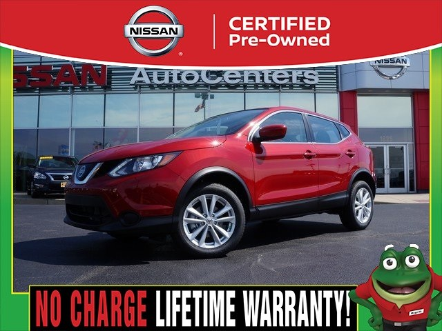 Photo Certified Used 2018 Nissan Rogue Sport S AWD - CERTIFIED PRE OWNED For Sale