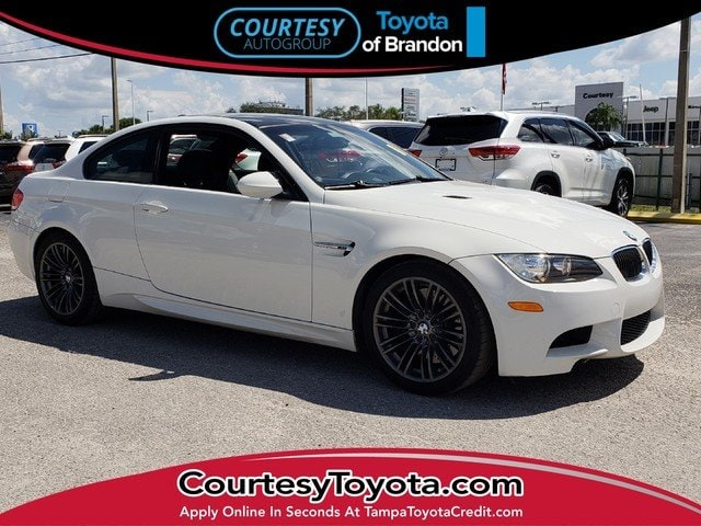 Photo Pre-Owned 2009 BMW M3 Coupe in Jacksonville FL