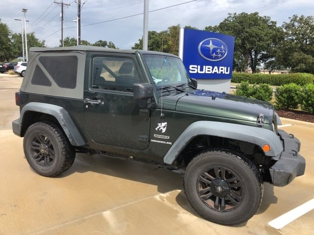 Photo Used 2011 Jeep Wrangler Sport For Sale Grapevine, TX