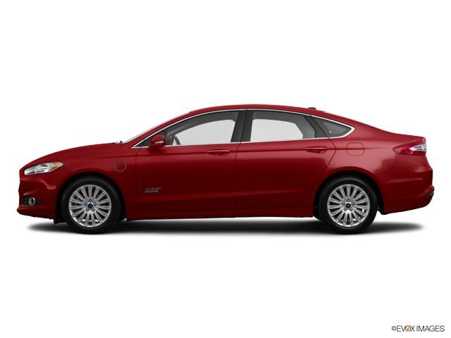 Photo 2015 Ford Fusion Energi SE Luxury Sedan