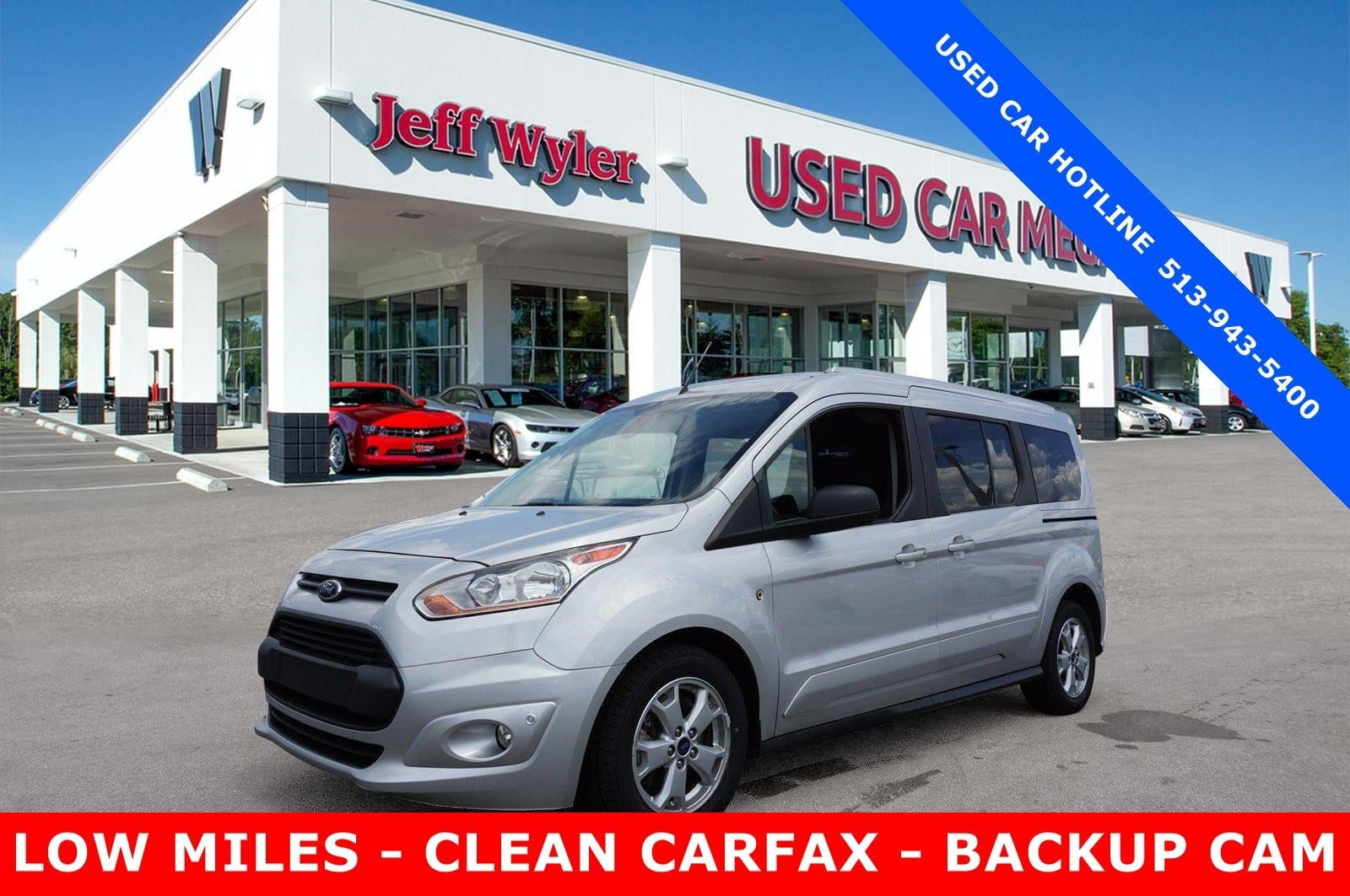 Photo 2014 Ford Transit Connect Wagon