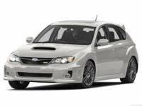 Pre-Owned 2013 Subaru Impreza WRX in Richmond VA