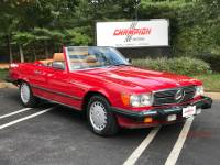 1987 Mercedes Benz 560SL 560 SL