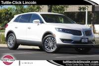2018 Lincoln MKX Select SUV - Tustin