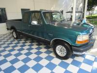 Pre-Owned 1996 Ford F-150 XL RWD