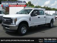 2019 Ford F-350 SD Crew Cab 4x4 XL