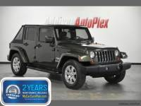 2007 Jeep Wrangler Unlimited Sahara for sale in Addison TX