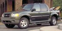 Pre-Owned 2002 Ford Explorer Sport Trac 4WD XLT 4WD