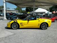 2013 Chevrolet Corvette Convertible Grand Sport 2LT