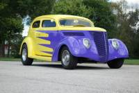 1937 Ford Coupe 2 DOOR STREET ROD - SEE VIDEO