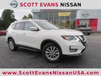 Certified Pre-Owned 2017 Nissan Rogue SV FWD Sport Utility