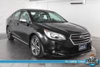 Certified Pre-Owned 2017 Subaru Legacy 2.5i Sport EyeSight + Blind Spot Detection & Rear Cross With Navigation & AWD