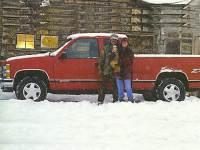 1998 Chevrolet C/K 1500 Silverado Ext Cab 141.5 WB 4WD