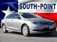 Used 2016 Chrysler 200 LX Sedan For Sale Austin TX