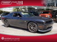 Pre-Owned 2016 Dodge Challenger R/T Scat Pack Coupe in Jacksonville FL