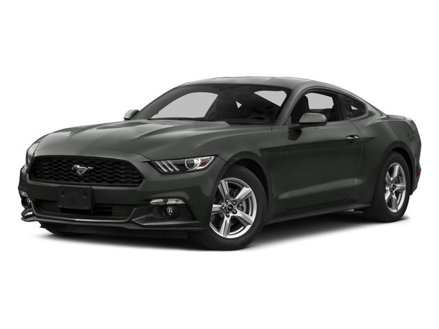 Photo Pre-Owned 2015 Ford Mustang EcoBoost Premium RWD 2dr Car