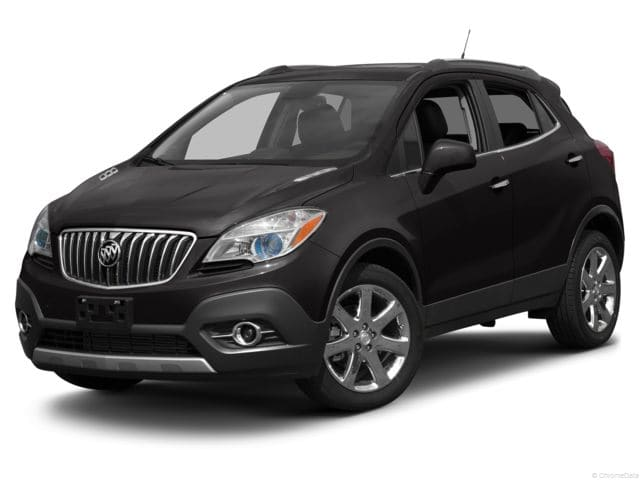 Photo Pre-Owned 2016 Buick Encore Base SUV in Oakland, CA
