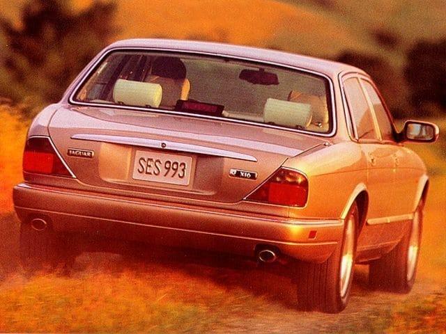 Photo 1995 Jaguar XJ6 Base Sedan