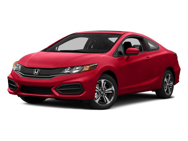 Photo Pre-Owned 2014 Honda Civic Coupe EX