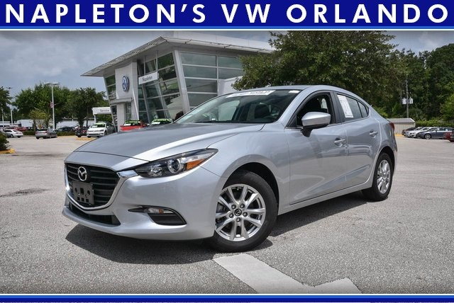 Photo Used Mazda Mazda3 Sport in Orlando, Fl.