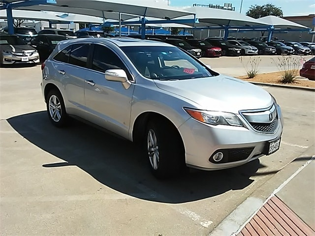 Photo 2013 Acura RDX Technology Package For Sale Near Fort Worth TX  DFW Used Car Dealer