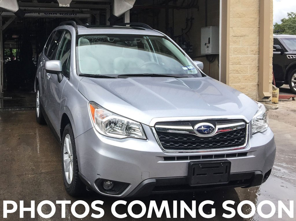 Photo Certified Pre-Owned 2016 Subaru Forester 2.5i Limited Navigation System  Audio w Harman Kardon Amplifi With Navigation  AWD