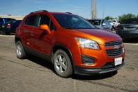 Used 2015 Chevrolet Trax LT SUV For Sale Fort Collins, CO