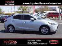 Used 2017 Toyota Yaris iA For Sale | Lancaster CA | 3MYDLBYV9HY179386