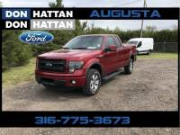 Pre-Owned 2014 Ford F-150 4WD
