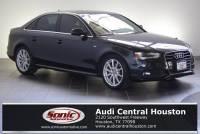 Used 2016 Audi A4 2.0T Premium (Multitronic) Sedan in Houston, TX