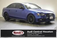 Used 2016 Audi A4 2.0T Premium (Tiptronic) Sedan in Houston, TX