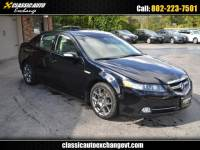 2007 Acura TL Type-S with Navigation System