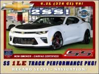 2018 Chevrolet Camaro 2SS/SS 1LE TRACK PERFORMANCE PKG - NAV - MAG RIDE!