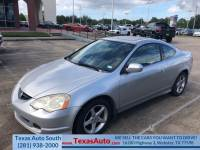 2004 Acura RSX Type S Front-wheel Drive