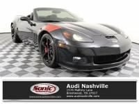 Pre-Owned 2013 Chevrolet Corvette Convertible Grand Sport 4LT