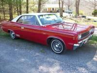 1969 AMC Ambassador Sedan
