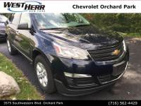 2015 Chevrolet Traverse LS SUV