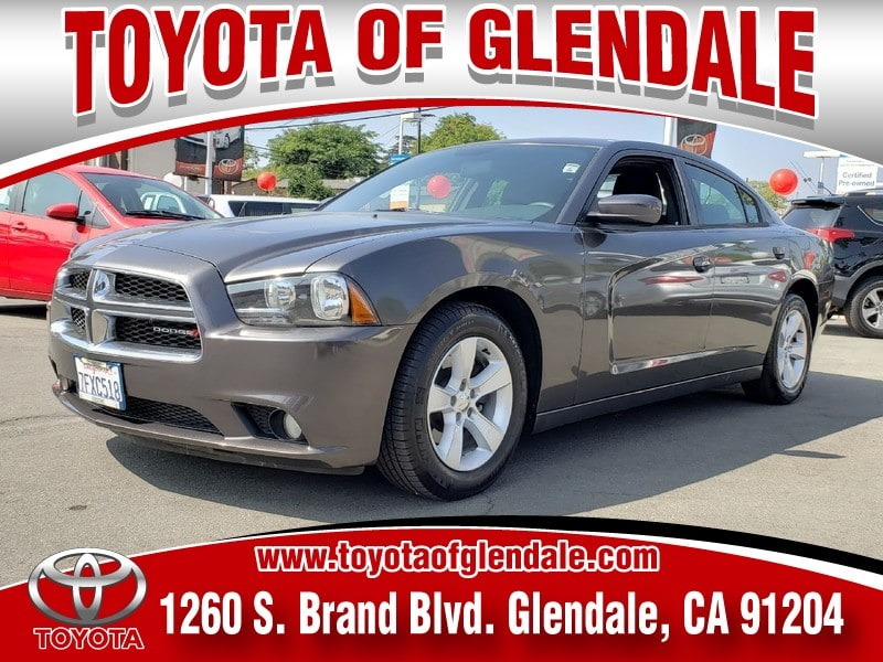Photo Used 2014 Dodge Charger, Glendale, CA, Toyota of Glendale Serving Los Angeles