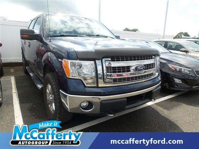 Photo Used 2013 Ford F-150 For Sale  Langhorne PA - Serving Levittown PA  Morrisville PA  1FTFW1EF2DKD57136