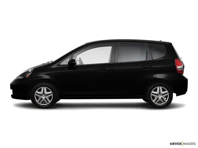 Photo Used 2008 Honda Fit For Sale  Ventura, Near Oxnard, Santa Barbara,  Malibu CA