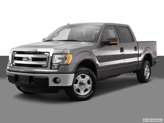 Photo Used 2014 Ford F-150 for sale Hazelwood