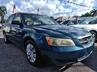 2007 Hyundai Sonata GLS Sedan for Sale near Fort Lauderdale, Florida
