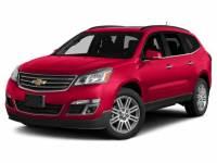 2015 Chevrolet Traverse LT LT